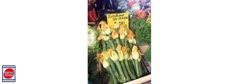 Kan man frysa zucchini?