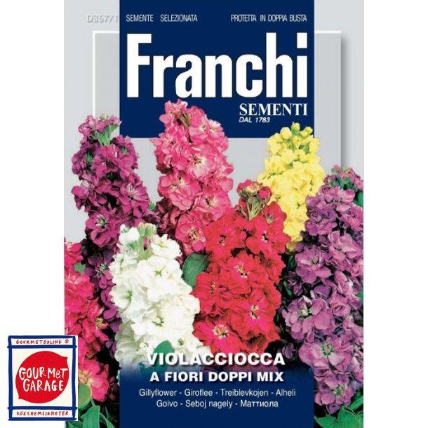 Sommarlövkoja mix (Violacciocca a fiori doppi mix)
