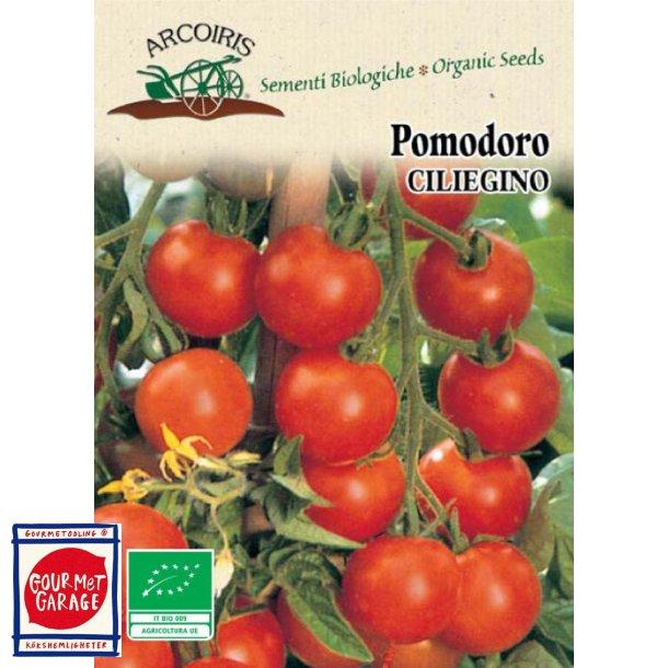 Tomat Ciliegia - ekologiska fröer