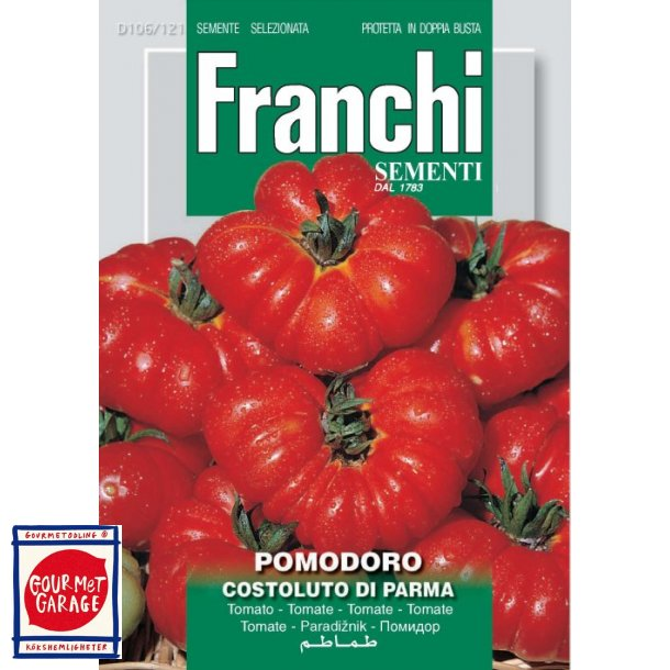 Tomat Costoluto (riccio) di Parma