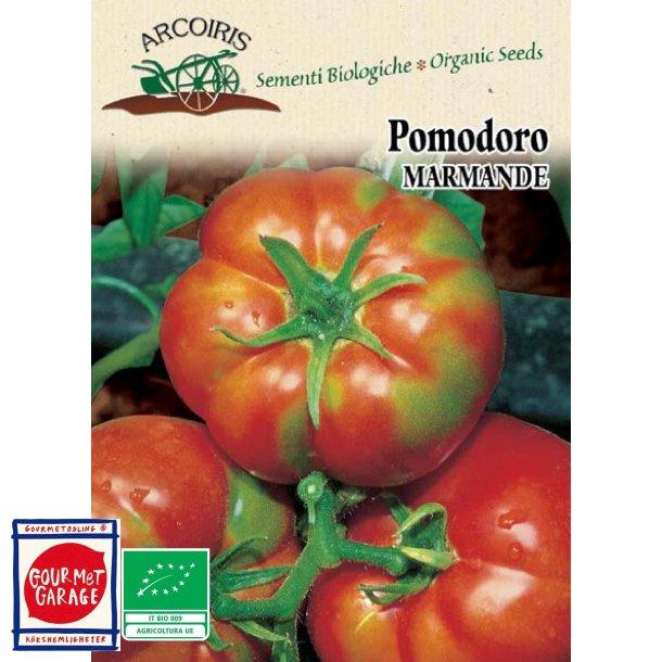 Tomat Marmande - ekologiska fröer