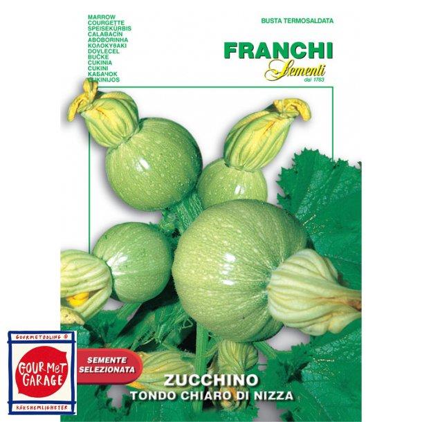Zucchini Tondo di Nizza