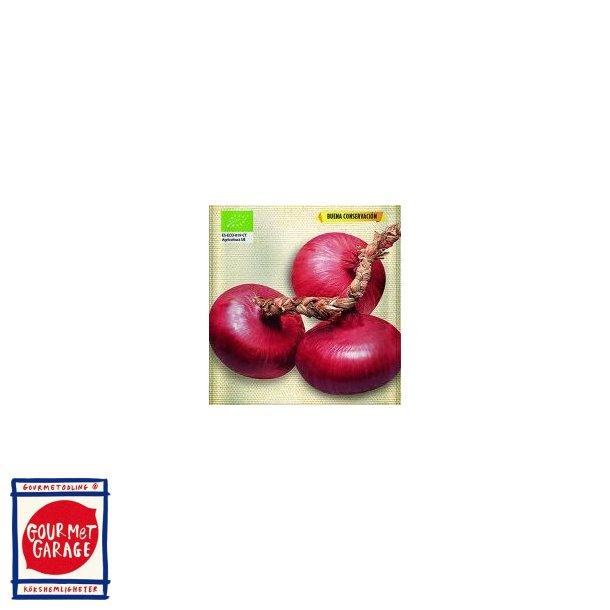 Lök (cebolla) Roja de Zalla - ekologiska fröer