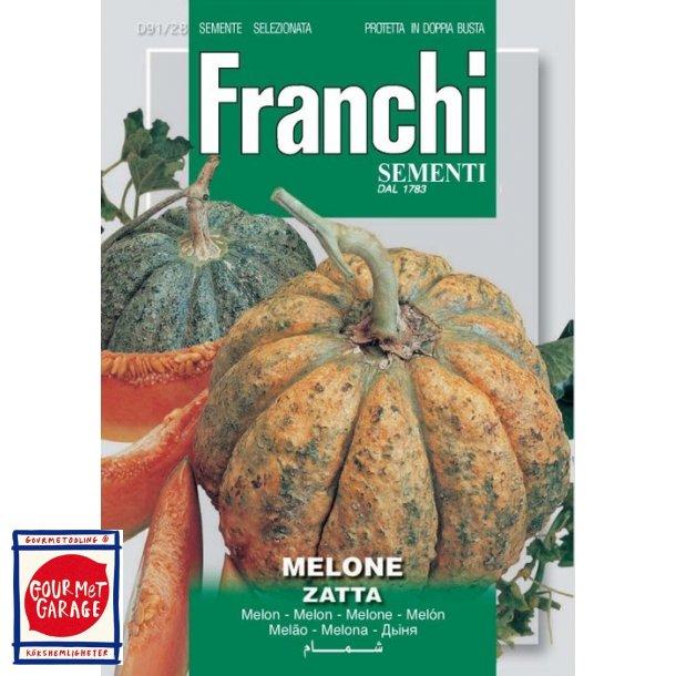 Melone Zatta - Ful men god - Brutto ma buono