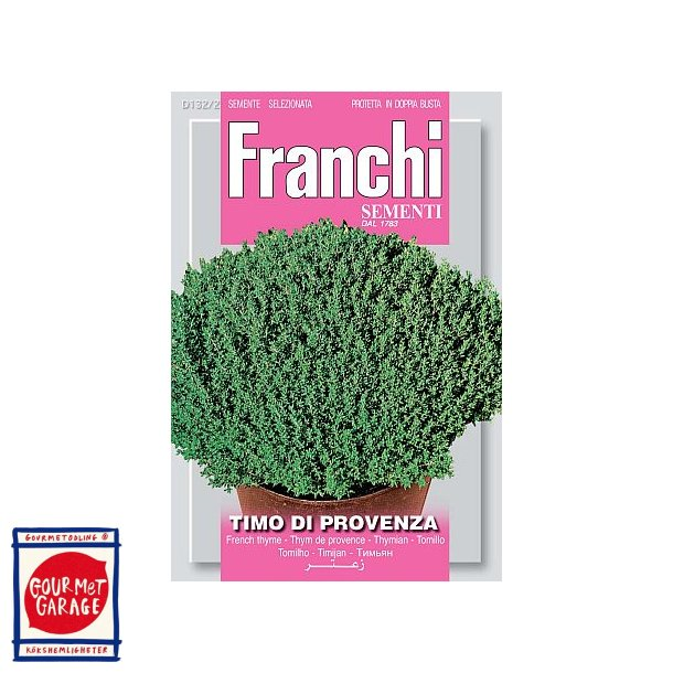 Timjan från Provence - Timo di Provenza